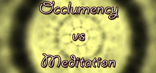 Occlumency & Meditation