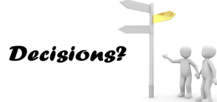 Do you make your own decisions