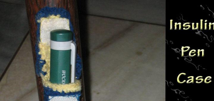 Crochet Insulin Pen Case