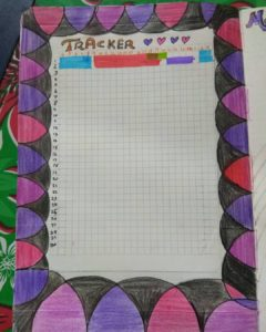 Monthly Tracker